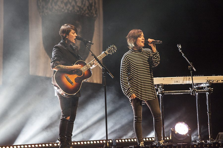 Tegan and Sara reflect on 'The Con'