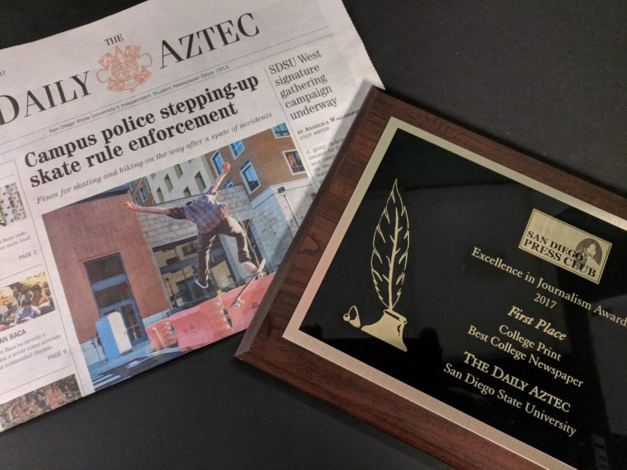 Blog%3A+The+Daily+Aztec+named+%27Best+College+Newspaper%27+at+Excellence+in+Journalism+Awards