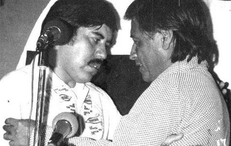 Activista Herman Baca peleó cerca con Cesar Chávez.