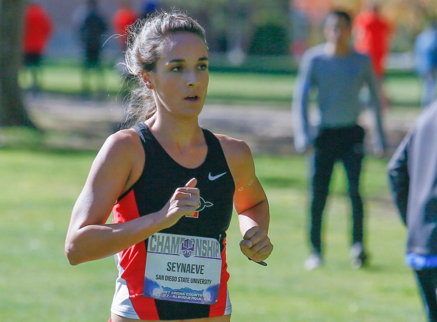 Short two runners, cross country unable to score at conference championships