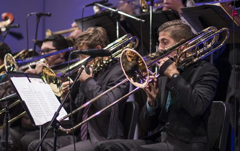 Jazz Ensemble rocks campus