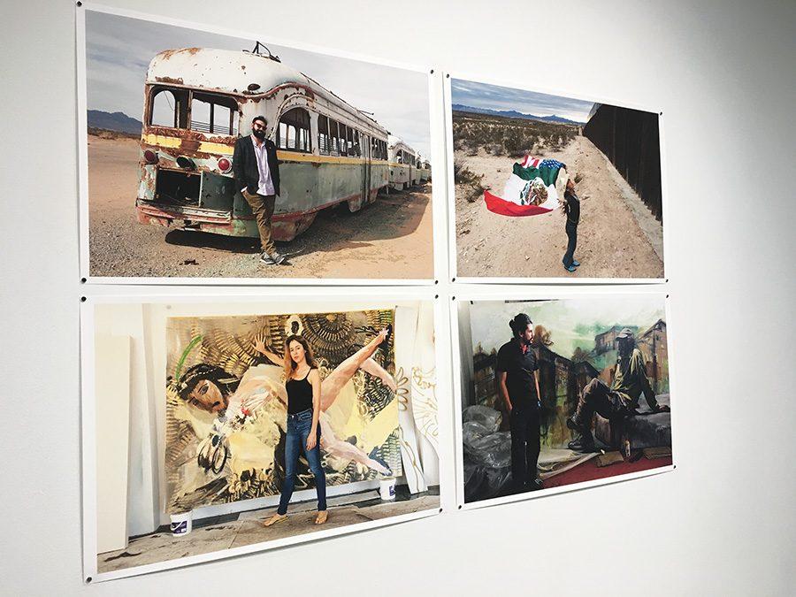 Exhibición Estamos Aquí se enfoca en la inmigración entre San Diego y México