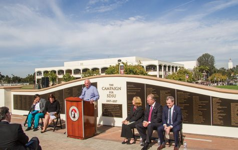 With local dignitaries present, SDSU announces latest economic impact report