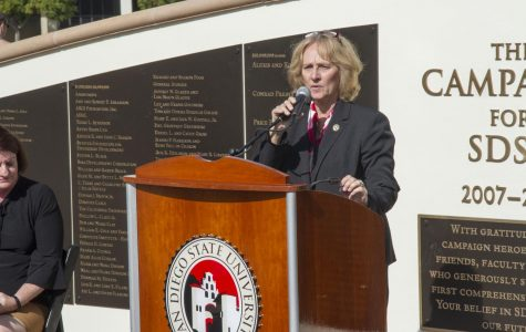 Selection process for new SDSU president moving full steam ahead