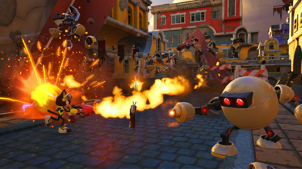 Gaming Review Sonic Forces Brings A New Twist To An Old Classic The Daily Aztec