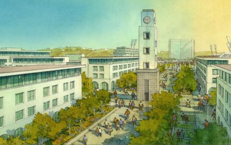 University reveals renderings for proposed Mission Valley campus