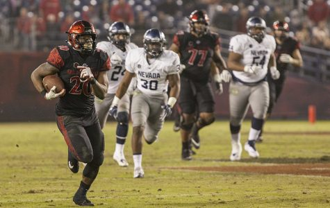 Aztecs close season with ground battle vs. Army