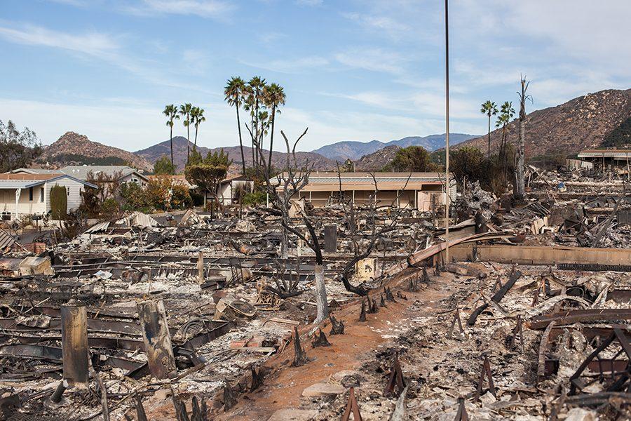 Fires+sweep+through+Southern+California