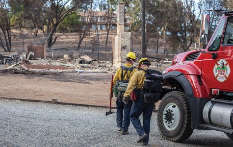California wildfires hit close to home for some SDSU students