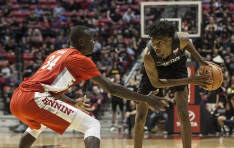 Jalen McDaniels named MW Player of the Week