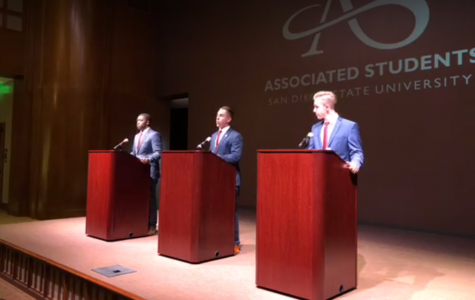 A.S. candidates take to the stage for second day of debates