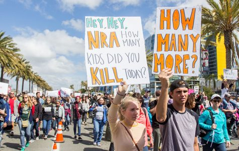 San Diego joins March for Our Lives