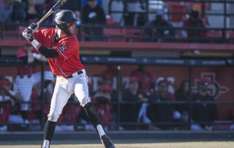 David Hensley a familiar face for the Aztecs
