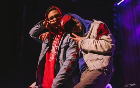 SDSU rap duo mixes diversity with drops