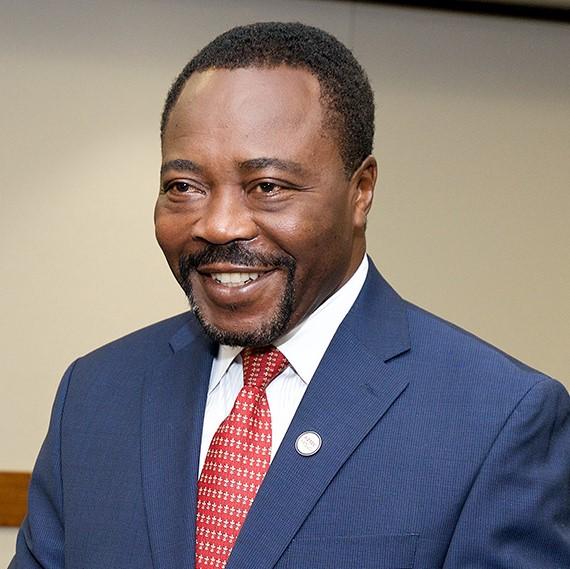 Provost Chukuka S. Enwemeka resigns
