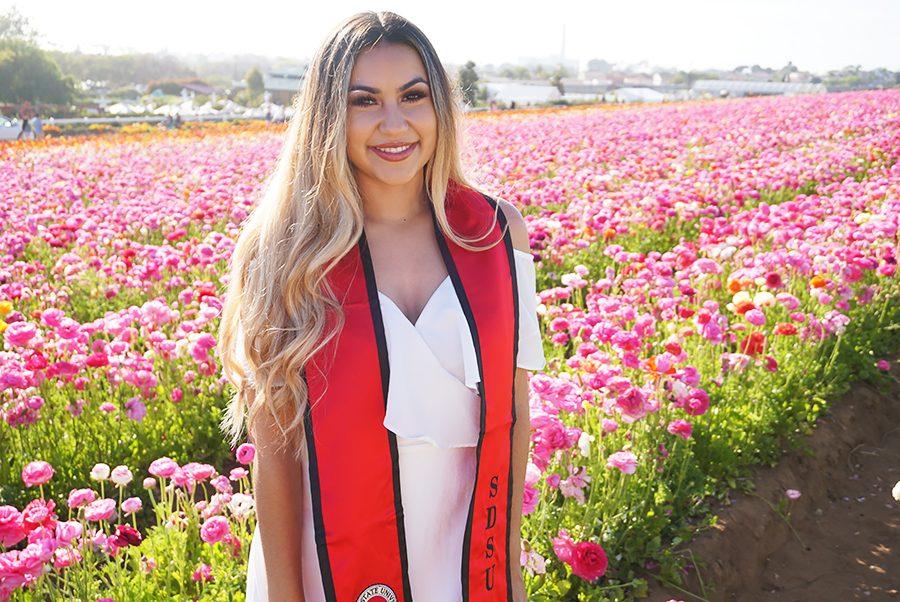 Senior Farewell: Jasmine Bermudez