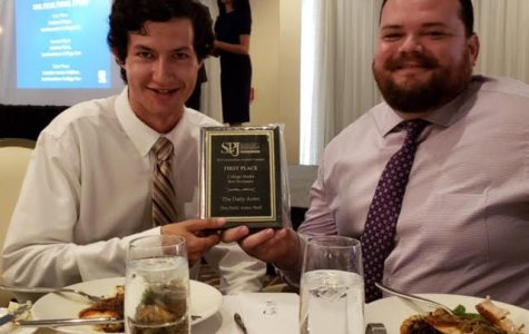 Blog: The Daily Aztec wins big at Society of Professional Journalists local chapter awards