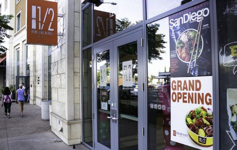 Poke One N Half is one of five South Campus Plaza restaurants that now accept meal plan.