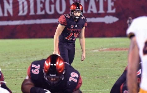 John Baron II named Mountain West Special Teams Player of the Week