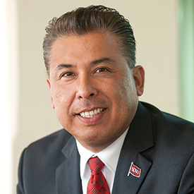 Eric Rivera will retire in December following many years of commitment to the CSU system.