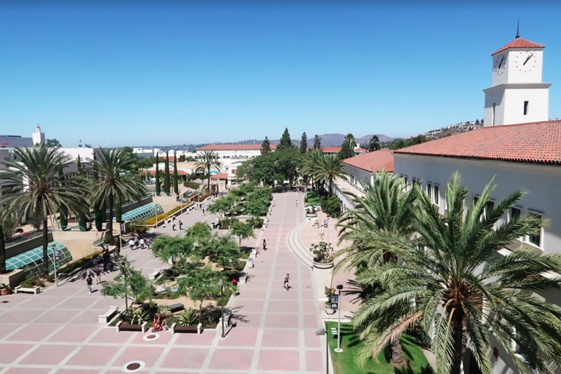 SDSU moves up in top university rankings
