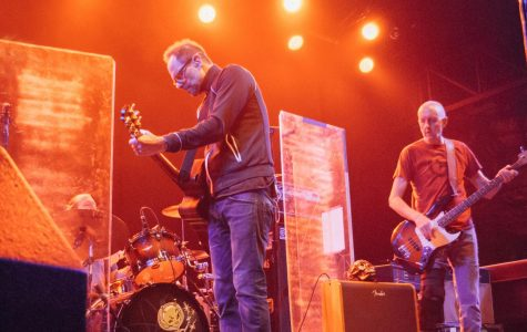 Gin Blossoms perform local concert, cut set short due to illness