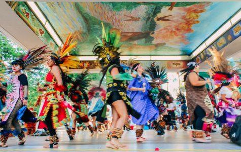 Celebran el día de la independencia mexicana en Chicano Park