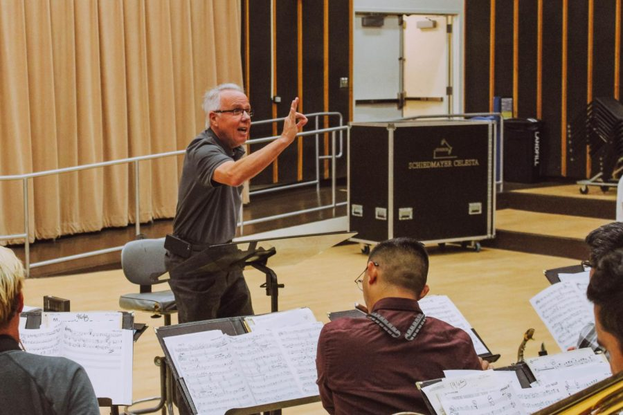 Grammy-winning musician Bill Yeager leads SDSU jazz studies through experience