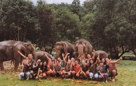 Communications and dance departments provide immersive experiences in Thailand