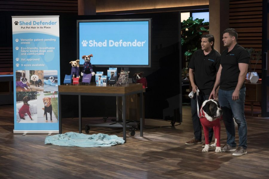 SDSU+alumnus+Tyson+Walters+won+a+bid+on+the+show+%22Shark+Tank%22+for+his+company+Shed+Defender.