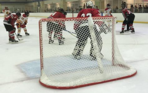 Hockey takes down USC with 7-2 victory