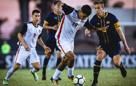Aztecs drop 2-0 contest to Cal in final home match