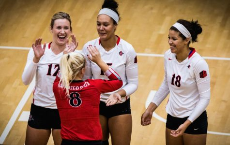 Volleyball looks to end the season on a high note