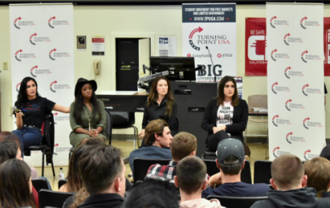 Turning Point USA hosts first campus event on gun rights and feminism