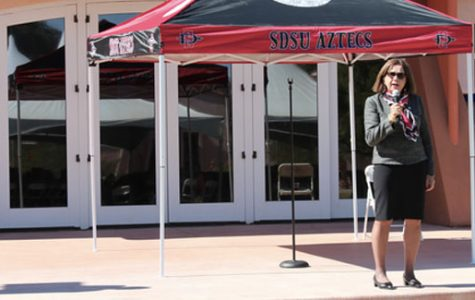 Imperial Valley campus envisions a better future following visit from Adela de la Torre