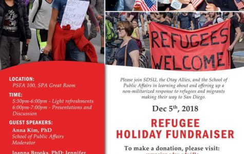 Preview: School of Public Affairs collecting supplies, monetary donations for Central American migrants