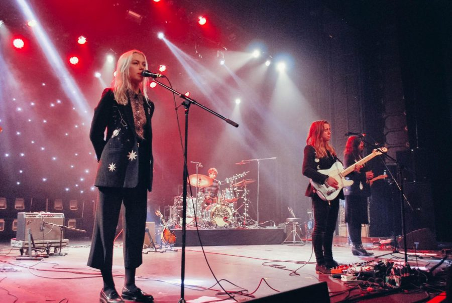 Indie supergroup Boygenius brings intimate show to San Diego