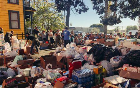 Border Angels brinda apoyo a migrantes de centroamerica con  caravana del amor