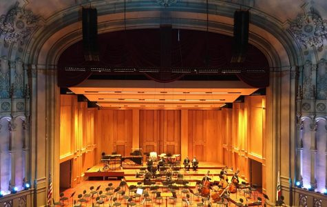 Music professor shares symphony experience through teaching