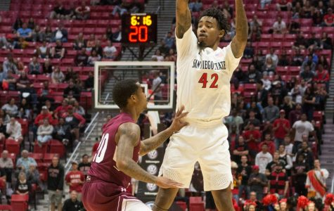 Aztecs ready to welcome Toreros for crosstown matchup