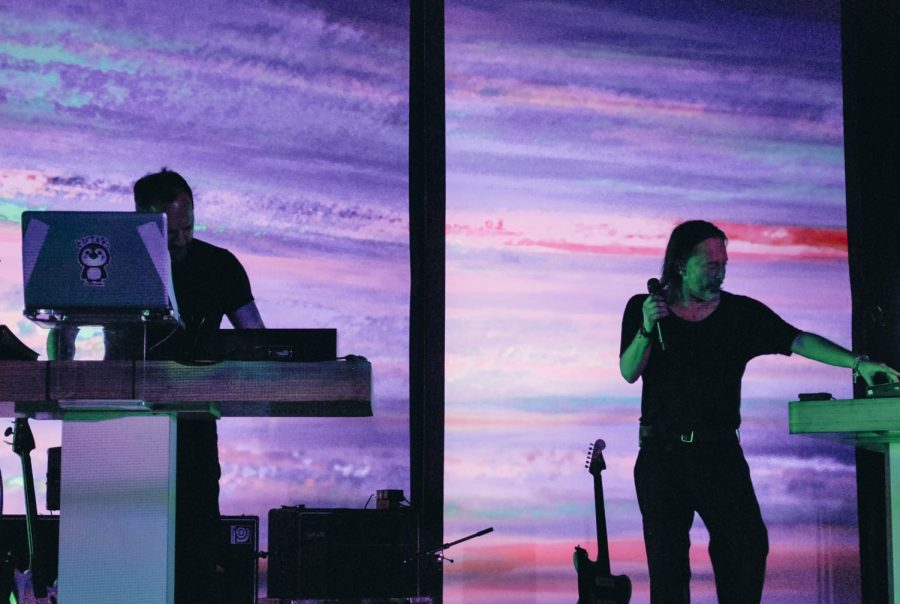 Thom Yorke performs first San Diego show in a decade