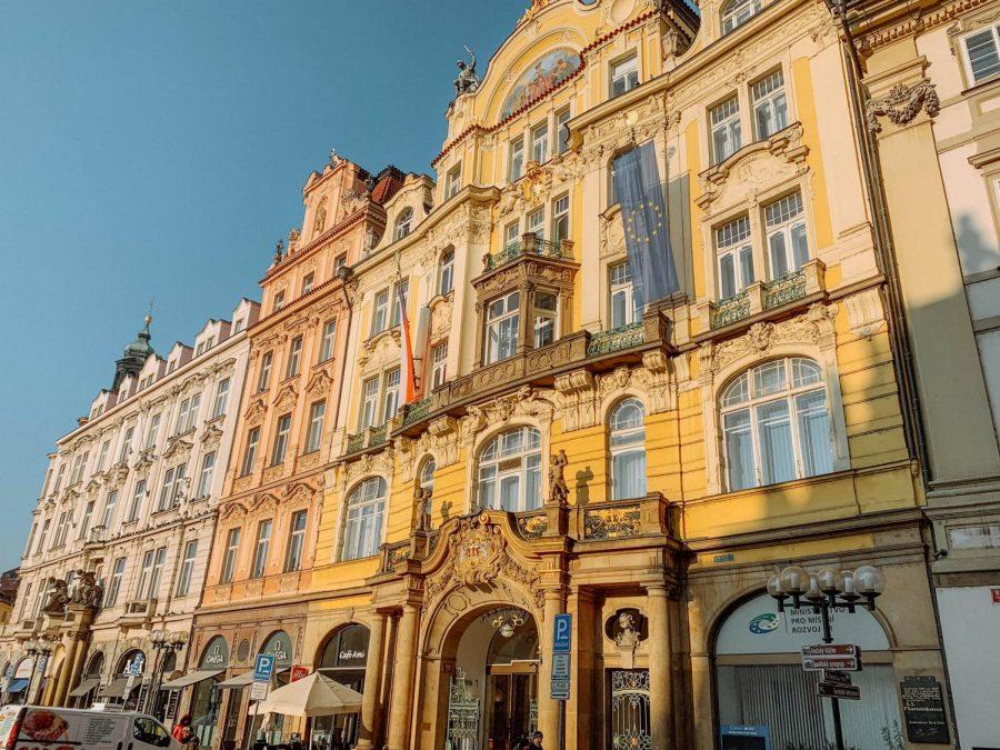 Savoring the memories of my trip to Prague
