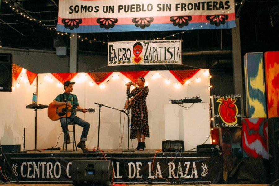 Celebran 15 años del festival Enero Zapatista lleno de cultura, música