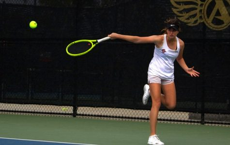 Women's tennis falls to UNLV in Mountain West Championship final