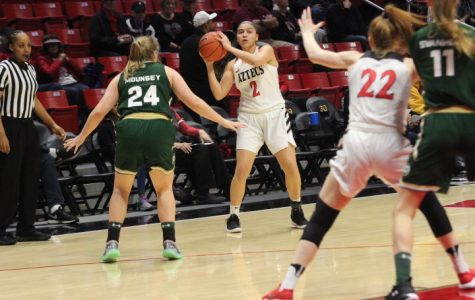 Women's basketball defeats Rams for fourth straight win
