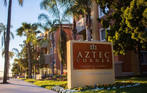 University takes over Aztec Corner for sophomore housing