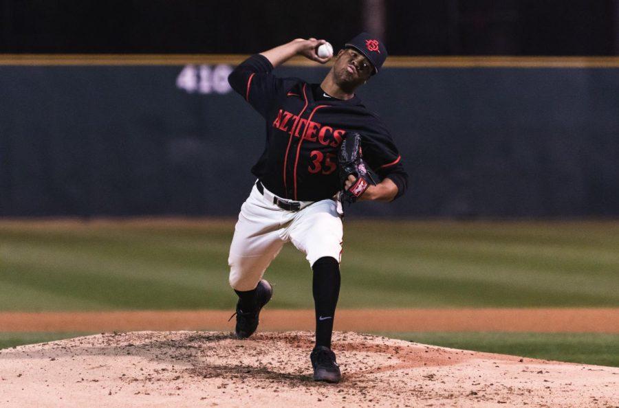 Baseball Falls Short Against Fresno After Ninth Inning Run