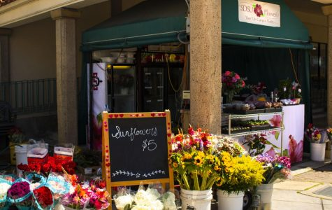 Campus flower stand under new ownership