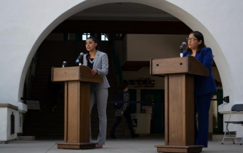Candidates for A.S. vice president of external relations, executive vice president face off in second day of debates