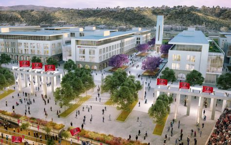 SDSU and city of San Diego announce Mission Valley project negotiating teams
